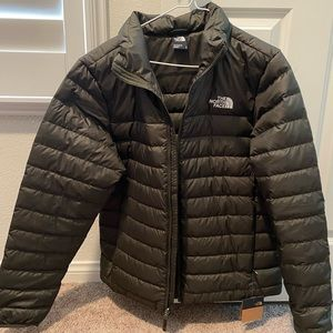 NORTH FACE PUFFER JACKET
